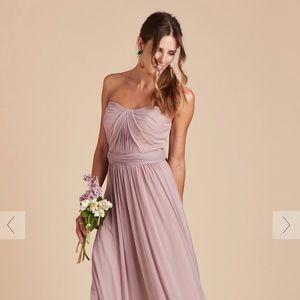 Birdy Grey Mauve Convertible Bridesmaid dress
